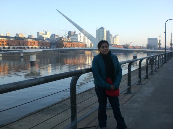 Puente de la Mujer.