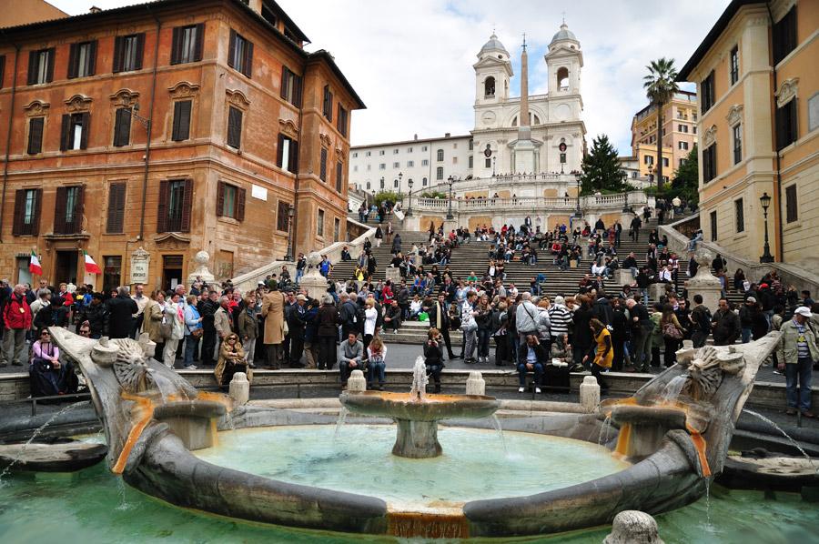 Todos Los Caminos Nos Llevan A Roma Aventuras De Una Viajera