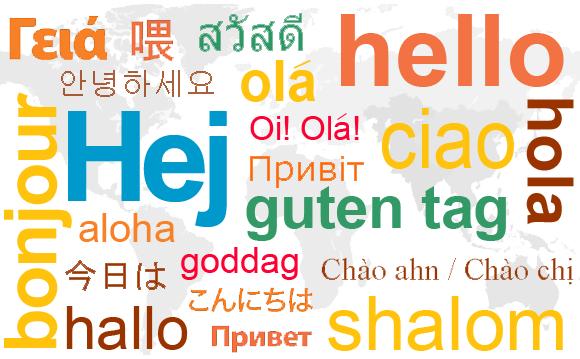 hellos-languages